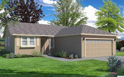 Richland Single Family Home For Sale: 2956 Cashmere Dr.