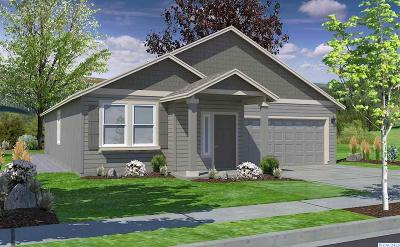 Richland Single Family Home For Sale: 2950 Cashmere Dr.
