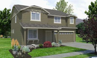 Richland Single Family Home For Sale: 2810 Chelan Lp.