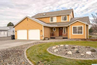 West Richland Single Family Home For Sale: 4505 Cascade Dr.