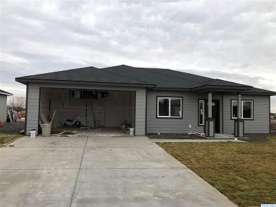 Pasco Single Family Home For Sale: 407 S Hugo Ave