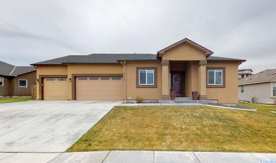 Kennewick Single Family Home For Sale: 5793 W 37th Place