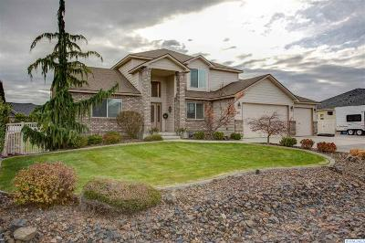 Kennewick Single Family Home For Sale: 331 Cindy Rd