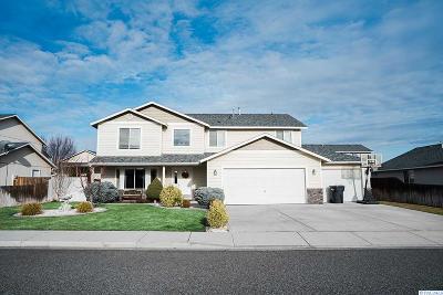 Pasco Single Family Home For Sale: 4325 Campolina Ln