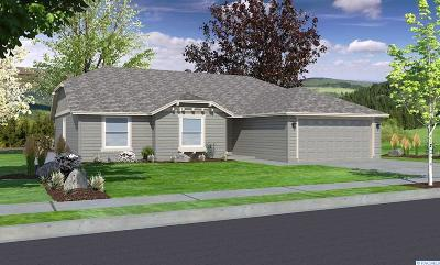 West Richland Single Family Home For Sale: 3931 Curtis Drive