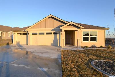 Pasco Single Family Home For Sale: 4305 Vermilion Ln