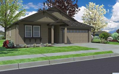 Richland Single Family Home For Sale: 2816 Chelan Lp