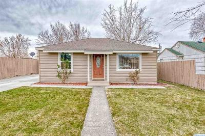 Kennewick Single Family Home For Sale: 2506 W 7th Ave