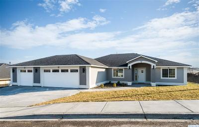 Kennewick Single Family Home For Sale: 3791 S Nelson