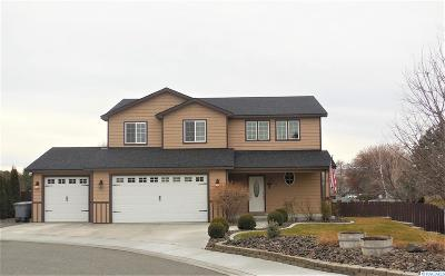 Richland WA Single Family Home For Sale: $334,000