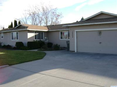 Kennewick Single Family Home For Sale: 1503 27th Avenue