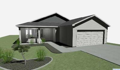 Kennewick Single Family Home For Sale: 5527 W Umatilla Avenue