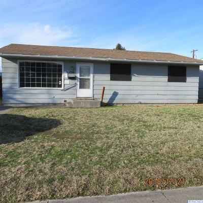 Pasco Single Family Home For Sale: 1516 N 13th Ave
