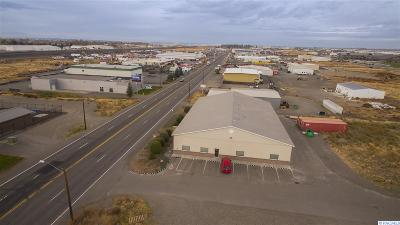 Pasco Commercial For Sale: 325 N Oregon Ave
