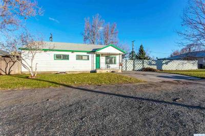 Richland Single Family Home For Sale: 1024 Winslow Ave