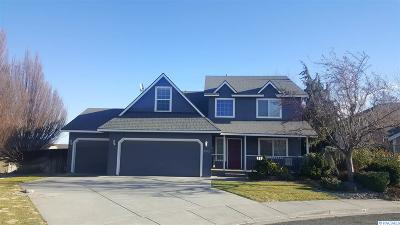 Kennewick Single Family Home For Sale: 3103 S Dennis St
