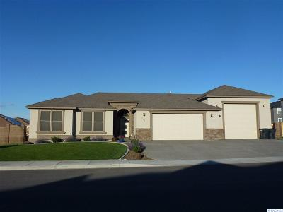 Pasco Single Family Home For Sale: 3605 Cook Lane