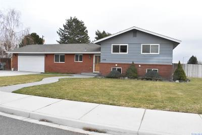 Richland WA Single Family Home Active U/C W/ Bump: $279,500