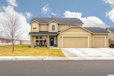 Pasco Single Family Home For Sale: 6110 Basalt Falls Drive