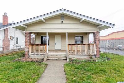 Grandview Single Family Home For Sale: 106 Cedar Street