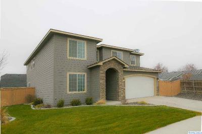 Kennewick Single Family Home For Sale: 4156 S Zillah