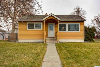 Richland Single Family Home For Sale: 2026 Cascade Ave.