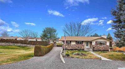 Kennewick Single Family Home For Sale: 3819 S Auburn
