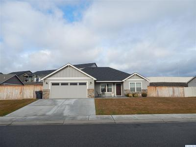 Pasco WA Single Family Home Sold: $257,000