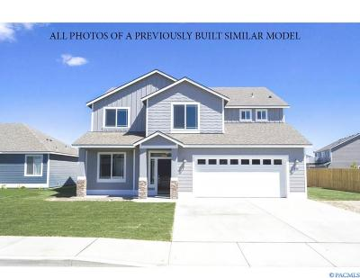 Richland WA Single Family Home For Sale: $375,000