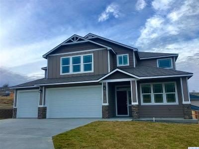 Richland WA Single Family Home For Sale: $437,000