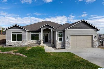 Richland Single Family Home For Sale: 1079 Chinook Dr.