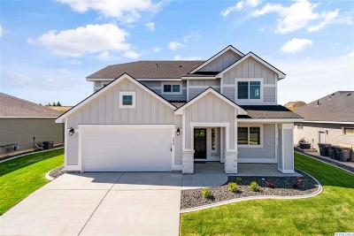 Kennewick Single Family Home For Sale: 6947 W 33rd Place