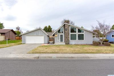 Richland WA Single Family Home For Sale: $249,900