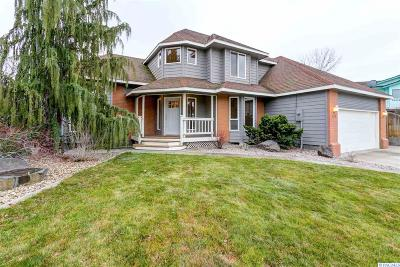 Richland Single Family Home Active U/C W/ Bump: 177 Wildwood Ct