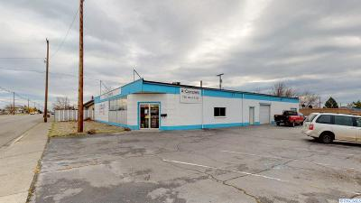 Pasco Commercial For Sale: 730 W A St