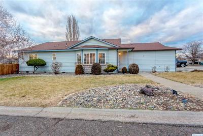 Grandview Single Family Home For Sale: 906 Broadview Dr