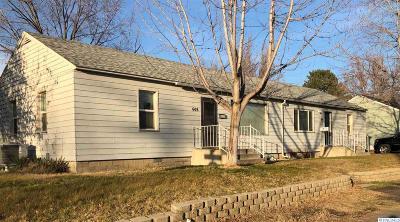 Richland Multi Family Home For Sale: 606 Torbett