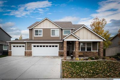Kennewick Single Family Home For Sale: 5511 W 24th Avenue