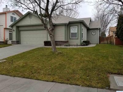 Richland Single Family Home For Sale: 209 Timmerman Dr