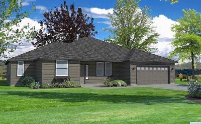 Pasco Single Family Home For Sale: 3314 Pinnacle Ln