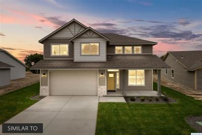 Kennewick Single Family Home For Sale: 387 E 34th Court
