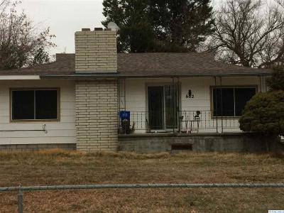 Benton City Single Family Home For Sale: 602 W 12th St.