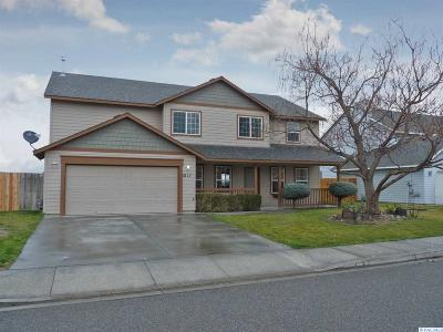 Kennewick Single Family Home For Sale: 3217 S Quincy Pl
