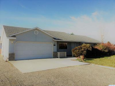 West Richland Single Family Home For Sale: 4570 Mt Adams View Drive