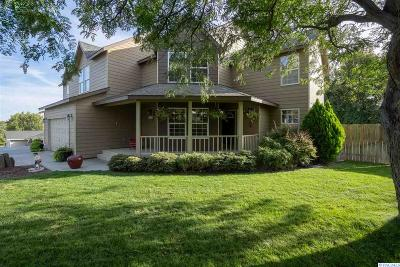 Kennewick Single Family Home For Sale: 271 Rachel Road