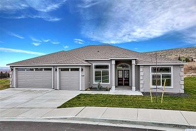 Kennewick Single Family Home For Sale: 5593 S Lyle Place