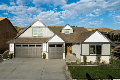 Richland Single Family Home For Sale: Tbd Sicily Lane