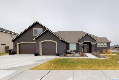 West Richland Single Family Home For Sale: 6553 Marble Street