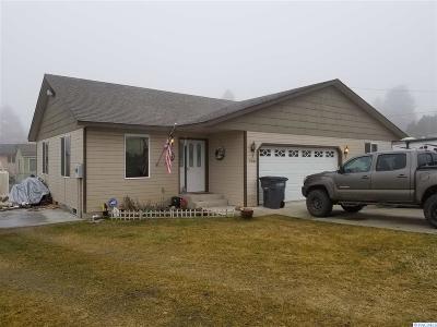 Sunnyside Single Family Home For Sale: 700 Swan Rd