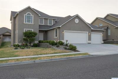 Kennewick Single Family Home For Sale: 3400 S Volland